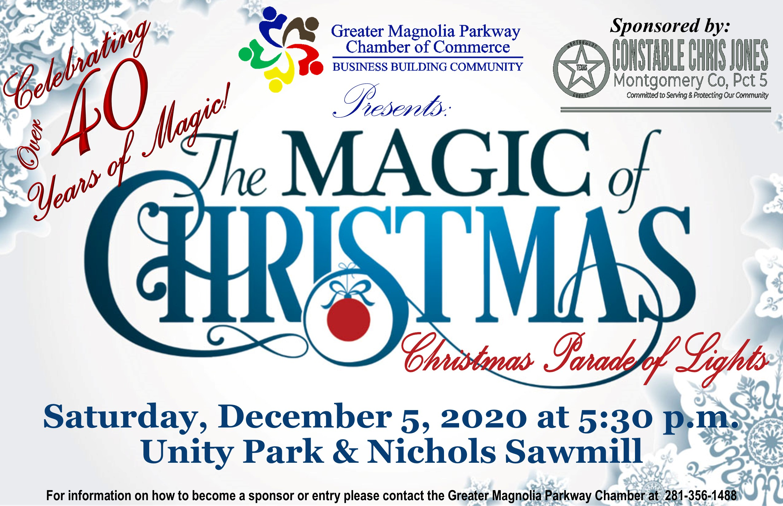 Montgomery Christmas Parade 2020 Greater Magnolia Parkway Chamber of Commerce